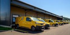 Neue Postbasis mit 40 Mitarbeitern eröffnet
