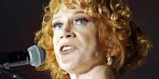 """""""Habe nie geraucht"""" – Kathy Griffin hat Lungenkrebs"""