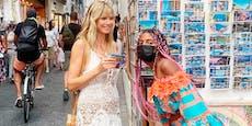 Diese Tochter zeigt  Heidi Klum sonst nie her