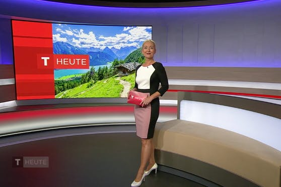 ORF-Moderatorin Sybille Brunner wurde für dieses Outfit kritisiert.