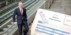 Landes-Chef will Corona-Tests kostenpflichtig machen