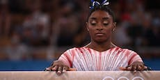 Biles holt bei Olympia-Comeback die Bronzemedaille