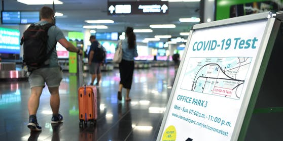 Die Heimreise zum Flughafen Wien wurde dem 27-Jährigen verwehrt.