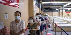 Drei neue Corona-Fälle – 11 Millionen müssen zum Test