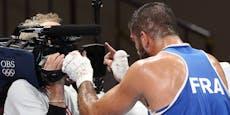 Protest! Wut-Boxer wütet nach Olympia-Aus weiter