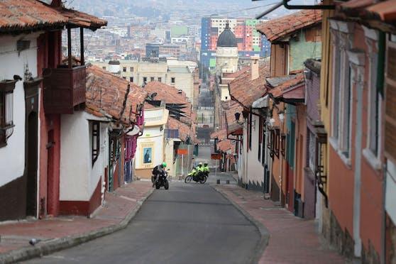 Ausgangssperre für Ungeimpfte in Sucre, Kolumbien. Bleiben die Straßen nun leer?