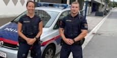 Polizisten fanden gestürzte E-Bikerin dank einer App