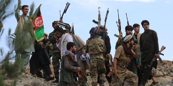Seit Mai diesen Jahres erobern die Taliban Stück für Stück Afghanistans