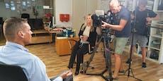 """RTL drehte bei """"Heute"""" über den Fall Leonie (13)"""
