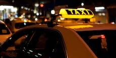 Fahrgast (27) attackiert Taxifahrer in Wien mit Messer
