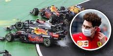 Ferrari-Boss: Schuldige sollen Crash-Reparaturen zahlen