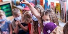 Kinder mit Corona sind im Schnitt nach 6 Tagen gesund