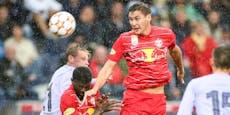 2:1! Salzburg schlägt Barcelona in letzter Sekunde
