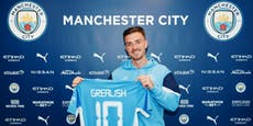 City schlägt zu! Grealish wird zum Rekord-Transfer