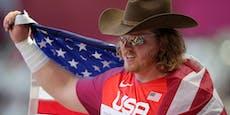 Dieser Cowboy erobert die Herzen der Olympia-Fans