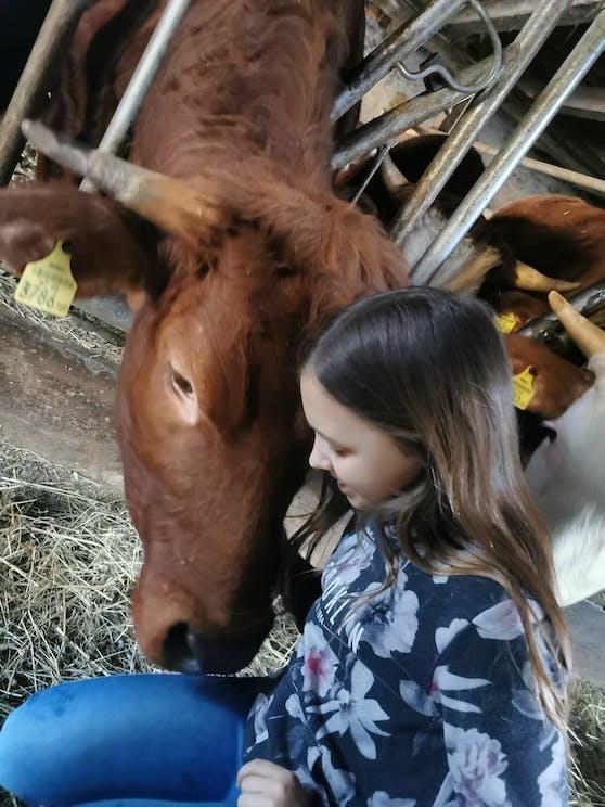 Sosanna will ihren tierischen Freund retten.