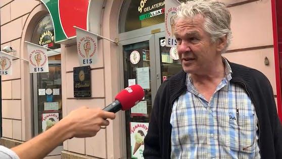 Unternehmer Heini (68) platzte der Kragen bei der Frage.