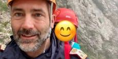 Alpin-Polizist trug Kind (3) sechs Stunden ins Tal