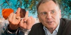 Armin Wolf liebt Linz-Video, der Stadtchef eher nicht