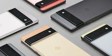Googles iPhone-Konkurrenten Pixel 6 und Pixel 6 Pro