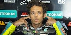 MotoGP-Ikone Rossi gibt in Spielberg Rücktritt bekannt