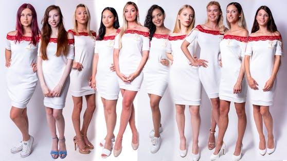 Top 10 Miss Earth Austria