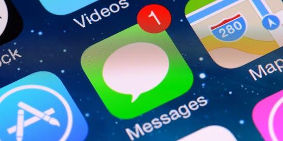 Nicht nur iMessage, sondern auch die Fotos-App wird künftig gescannt.