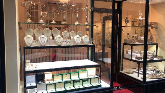 Juwelier in Wien