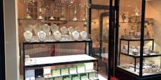 Raubüberfall auf Wiener Juwelier – Täter auf der Flucht