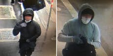 Entkommen City-Juwelenräuber wegen Corona-Maske?