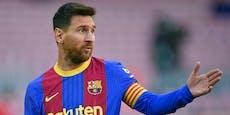 Schnelles Treffen: Macht neuer Klub bei Messi ernst?