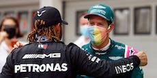 Bekommt Vettel am Montag seinen zweiten Platz zurück?