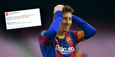 Salzburg provoziert Barca-Fans mit Tweet über Messi