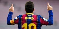 Neuer Messi-Klub fix? Sogar die Nummer steht schon fest