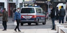 Mann rastet bei Streit mit Ehefrau in Wien komplett aus