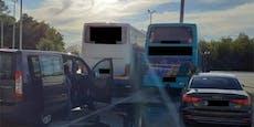 Austro-Busfahrer zahlen 23.000 Euro Strafe in Kroatien