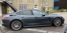 Polizist stoppt Porsche-Dieb mit gezieltem Schuss