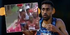 Olympia-Ungustl erklärt seinen Marathon-Eklat