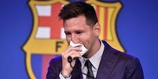 Taschentuch von Messi ist eine Million Dollar wert