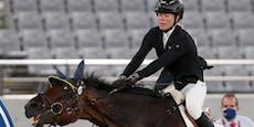 Klagen gegen IOC und Reiterin nach Olympia-Eklat