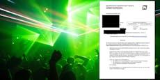Partygäste nicht über Corona-Fall in Club informiert