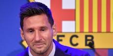Dieser Messi-Moment bricht der Fußball-Welt das Herz