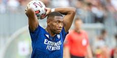 Alaba-Debüt für Real endet mit 0:0 im Test gegen Milan