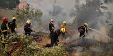 Waldbrände in Wien? Liesing wäre besonders gefährdet