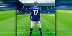 Kein Scherz! Ed Sheeran ist ab jetzt Fußball-Profi