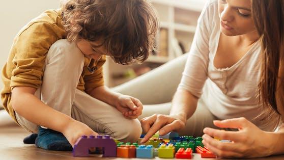 Spielsachen sollten aber immer zuerst von den Eltern ausprobiert werden.