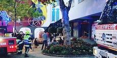 Explosion in Villacher Innenstadt – 4 Menschen verletzt