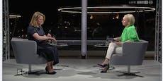NEOS-Chefin tötet Gelse live im TV – Netz flippt aus