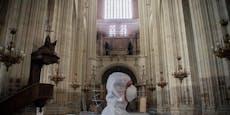 Kirchen-Brandstifter von Nantes tötet Priester