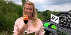 """Nippel das Beste"": Fernsehgarten-Kiewel wild beflegelt"